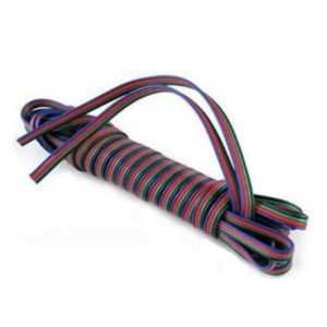 1m 4 pin cable for RGB LED strips
