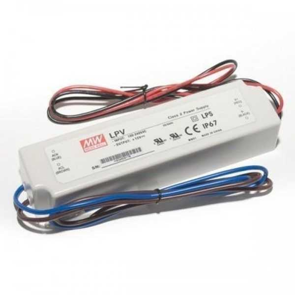 Meanwell LPV-35-24 LED Power Supply 35W 24V