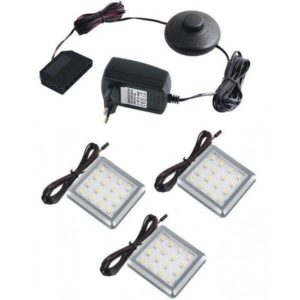square-3-set-led-moebelspot-15w-cold-white-6000k-incl-power-supply-and-distributor